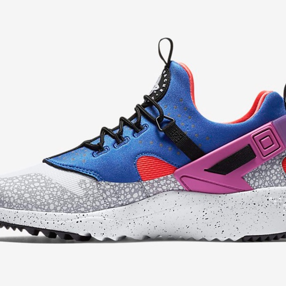 muerte Pulido Mutilar  Nike Shoes   Nike Air Huarache Utility Royal Crimson Safari   Poshmark
